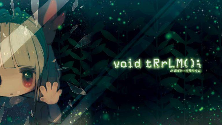 Void tRrLM(); – Void Terrarium dévoile son gameplay