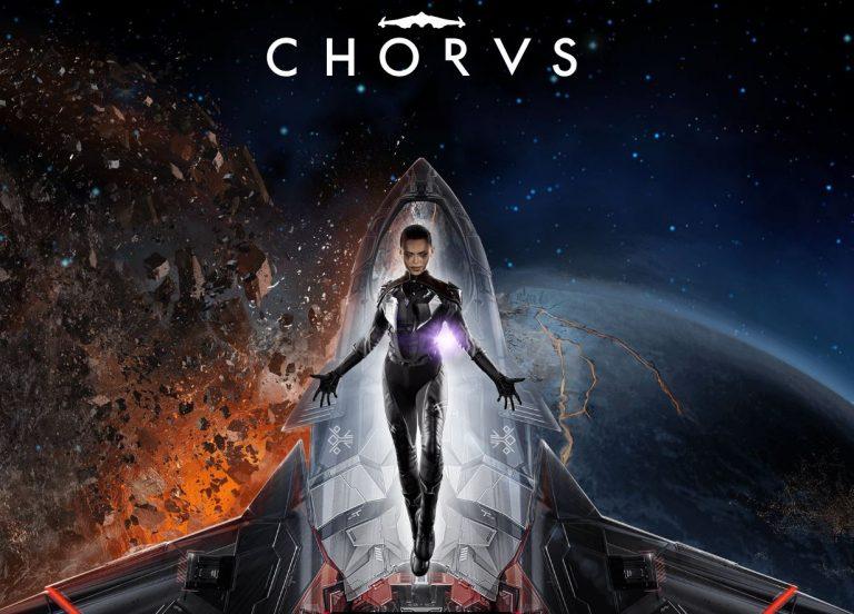 Chorus – Le space shooter s'offre une sortie multiplateforme prévue en 2021