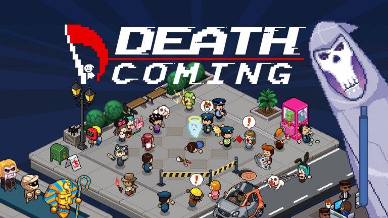 L'Epic Games Store sortira Death Coming le 7 mai