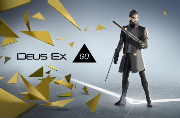 Deus Ex GO – gratuit sur vos smartphones et tablettes