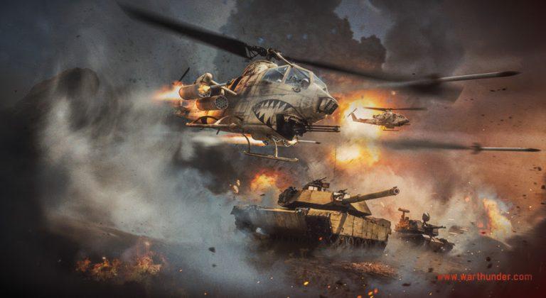 War Thunder – Découvrez le mode d'entraînement à distance !