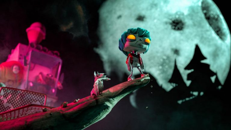 Gloomy Eyes –  Un film d'animation en VR débarque sur Oculus Quest