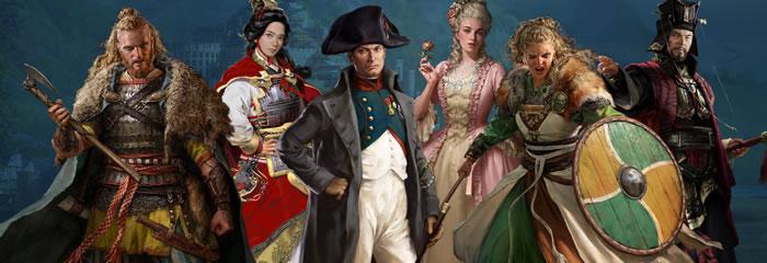 Total War : ELYSIUM – Le jeu de cartes à collectionner dévoile son gameplay