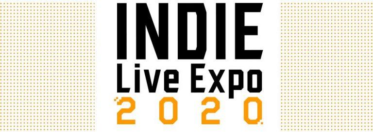 INDIE Live Expo 2020 – Programme détaillé du 6 juin 2020