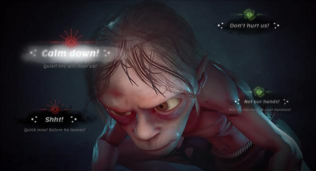 Le Seigneur des Anneaux Gollum – Officialisé en images sur PC, PlayStation 5 et Xbox Series X.