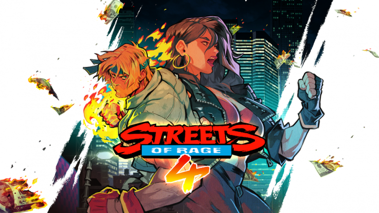 Streets Of Rage 4 – S'offre Une Version Physique