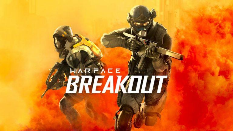 Breakout – La franchise Warface s'agrandit avec la sortie d'un FPS sur PlayStation 4 et Xbox One !