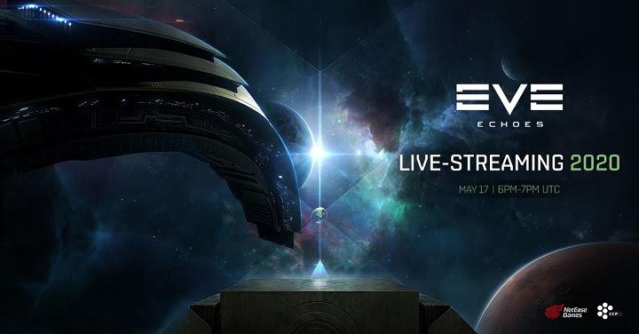 EVE Echoes – Un LiveStream pour très bientôt !