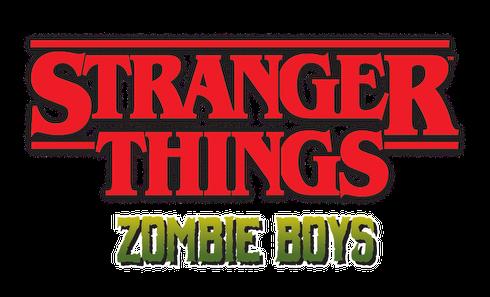 Stranger Things : Zombie Boys – Retournez à Hawkins le 27 août avec Mana Books !