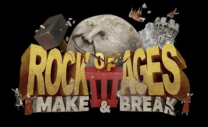 Rock of Ages 3 – Un retard de la taille d'un caillou