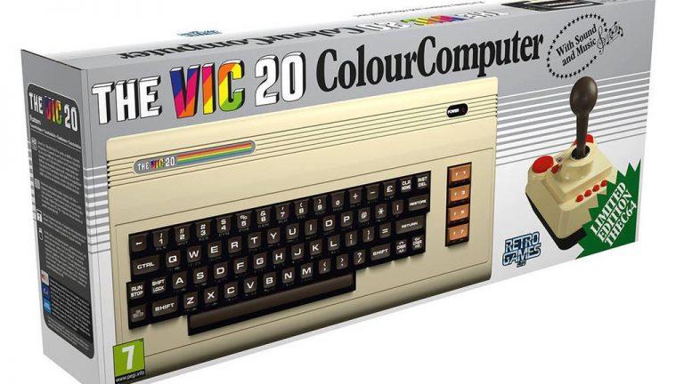 THEVIC20 – L'ordinateur des années 80 fera son grand retour dès le 23 octobre !