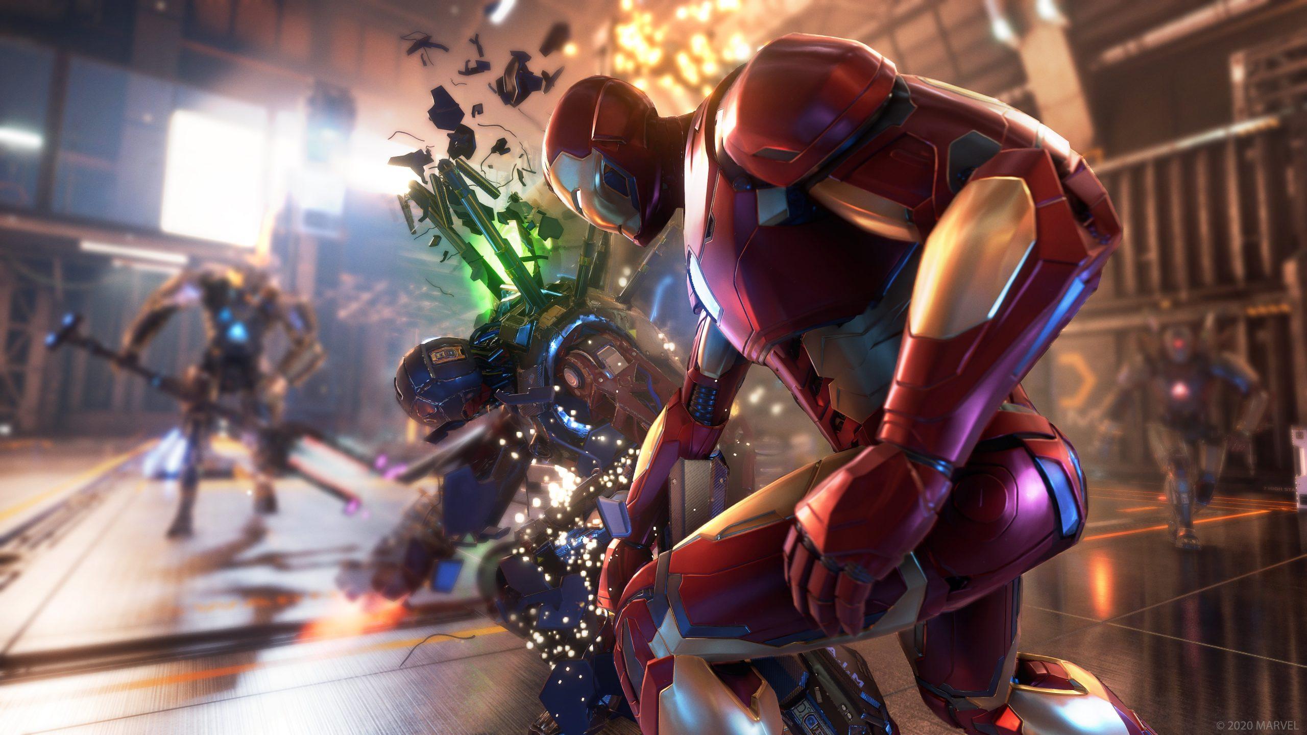 Marvel's Avenger PS5