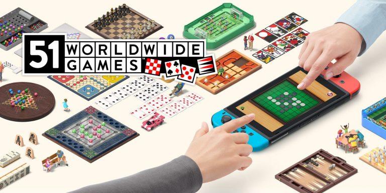 TEST – 51 Worldwide Games