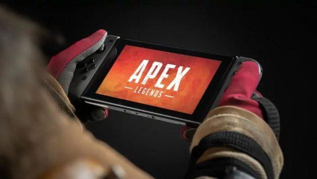 Apex Legends cross play switch