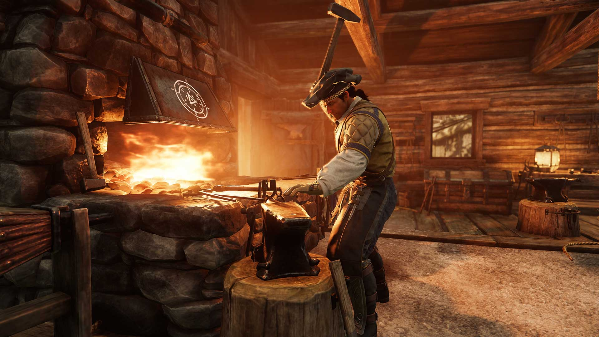 New World - BlackSmith