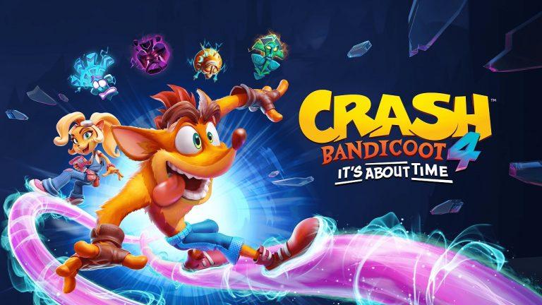 Crash Bandicoot 4 – Une centaine de niveaux pour le prochain opus ?