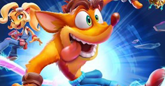 Crash Bandicoot  4: It's About Time – Officiellement dévoilé en vidéo
