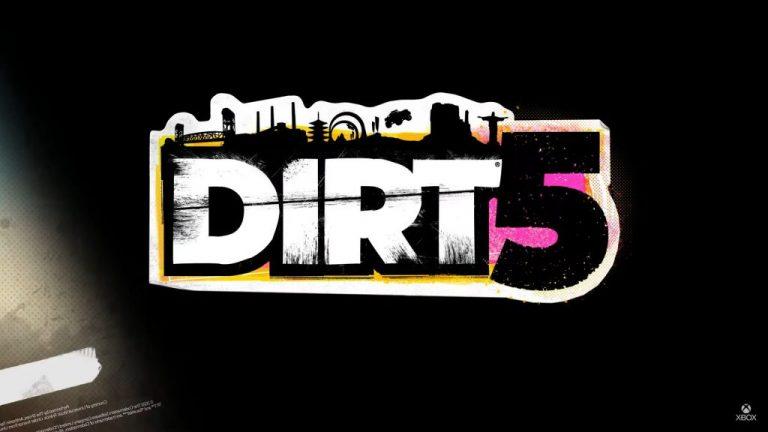 Dirt 5 – S'offre une vidéo de gameplay