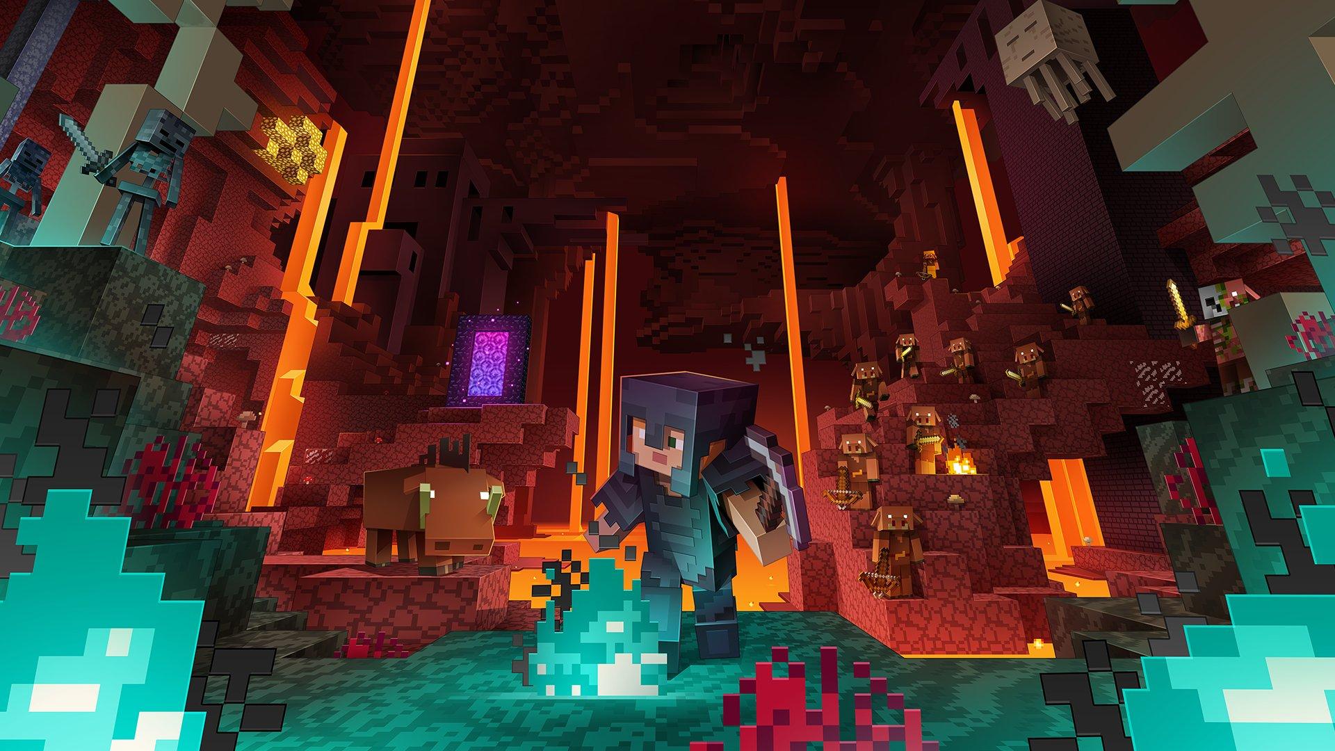 Minecraft - Nether Update