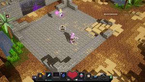 Minecraft Dungeons - Event Histoire