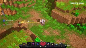 Minecraft Dungeons - Distance