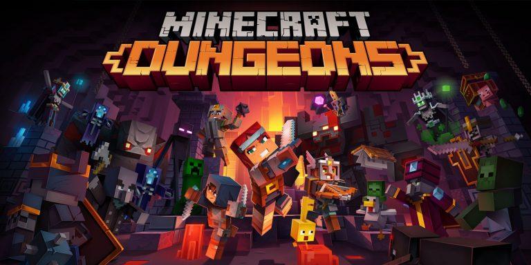 TEST – Minecraft Dungeons