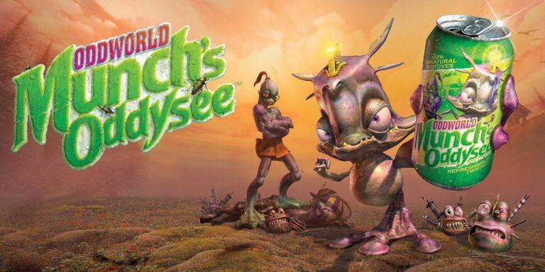 Oddworld : Munch's Oddysee – Le jeu arrive en version physique dès le mois d'août !
