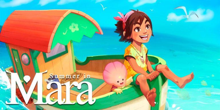 Summer in Mara – Le jeu d'aventure agricole développé par Chibig Studio obtient une date de sortie