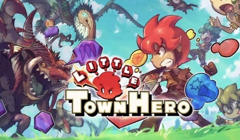 Little Town Hero – La Big Idea Edition est disponible dès maintenant