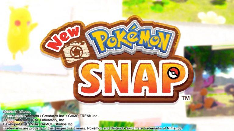 New Pokémon Snap – Une collaboration prochainement avec Pokémon Go