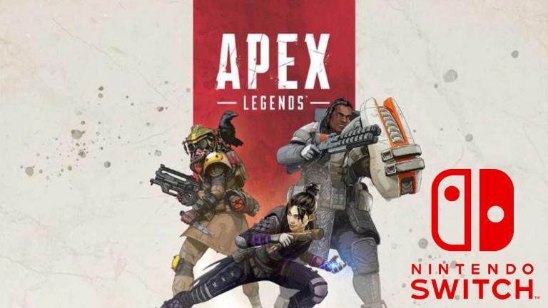 Nintendo Switch Apex Legend