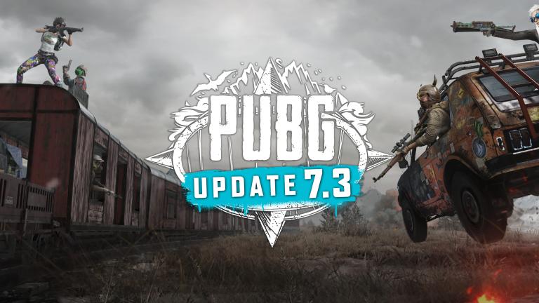 PUBG – La mise à jour 7.3 est disponible !