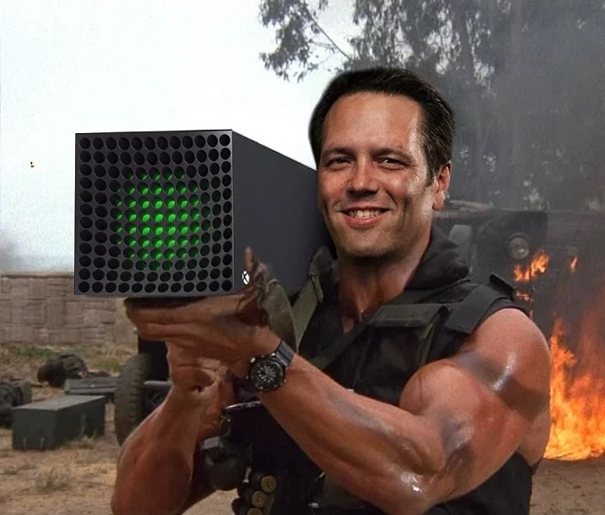 Phil Spencer Meme