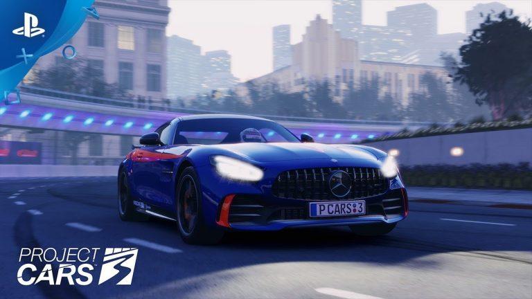 Project Cars 3 – Le trailer du 3ème volet de Slightly Mad Studios
