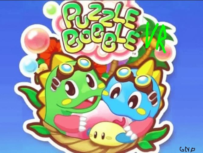 puzzle bobble vr