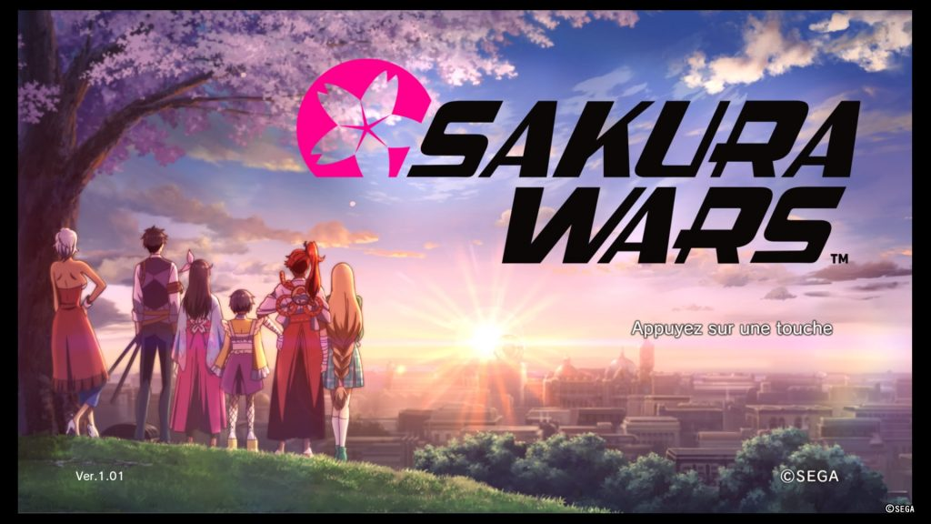Test - Sakura Wars