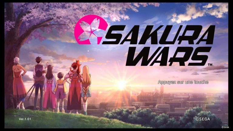 TEST – Sakura Wars