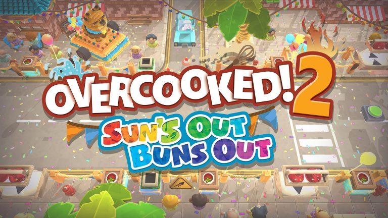 Overcooked 2 – L'extension Sun's Out Buns Out bientôt disponible gratuitement sur PC