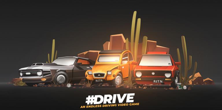 #Drive – Une course sans fin prévue sur Switch d'ici la fin de l'année