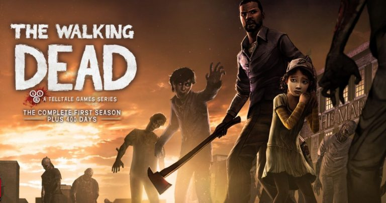 eShop Nintendo – The Walking Dead : 3€74 la saison