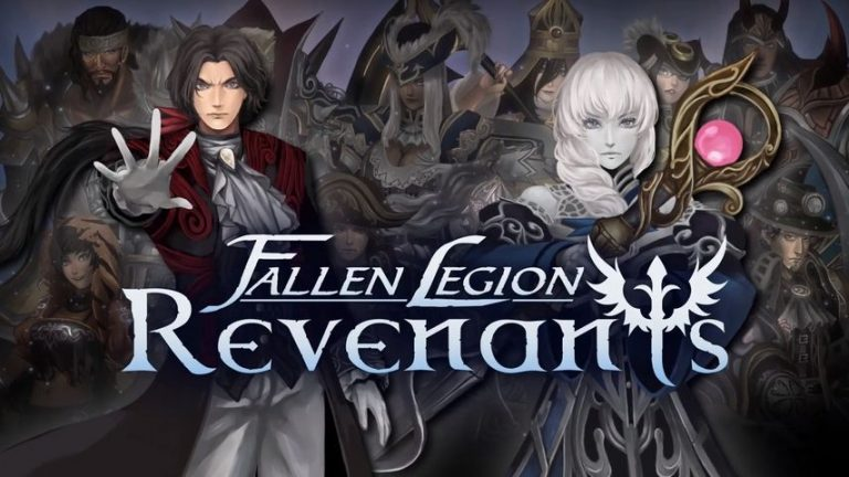 Fallen Legion Revenants – Le jeu sortira sur PlayStation 4 et Nintendo Switch !