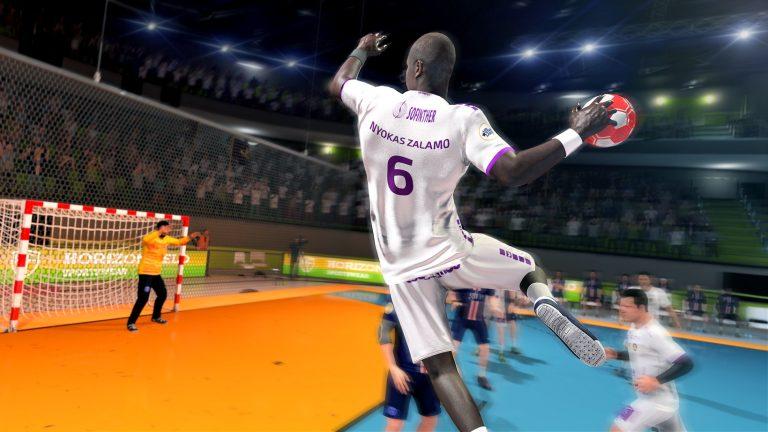 Handball 21 – La licence revient après une longue absence !