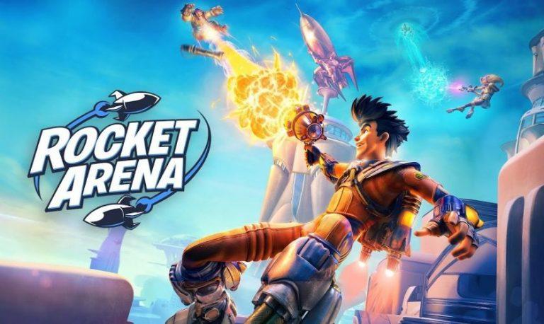 Rocket Arena – Electronic Arts dévoile un nouveau trailer du jeu