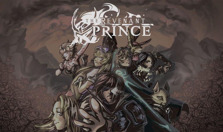 The Revenant Prince – L'hommage aux RPG Old School se dévoile en vidéo