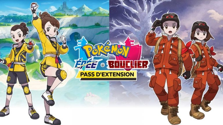 [MAJ] TEST – Pokémon Epée et Bouclier : Pass d'Extension
