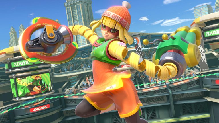 Super Smash Bros. Ultimate – Min Min du jeu de combat ARMS vient pimenter les combats !