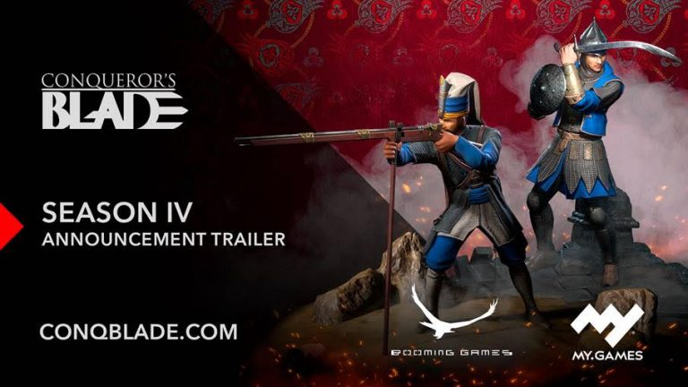 Conqueror's Blade – La nouvelle saison « Blood of the Empire » sera disponible en juillet 2020
