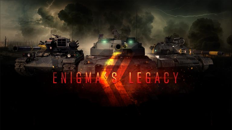 Armored Warfare – Le Battle Path « Enigma Legacy » est désormais disponible