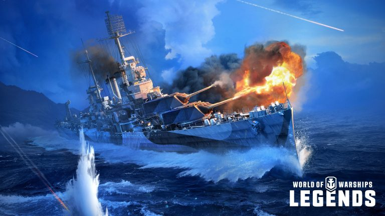 World of Warships : Legends – Un crossover avec Warhammer 40,000 !