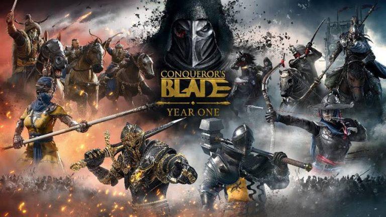 Conqueror's Blade – Le jeu célèbre son premier anniversaire avec un événement spécial